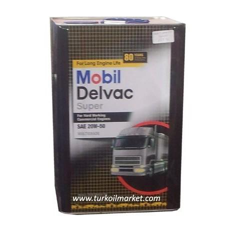 MOBiL DELVAC SÜPER 20W50 18 LT