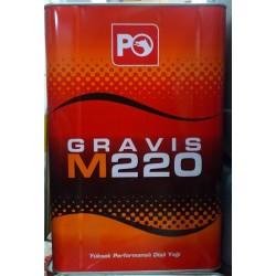 PETROL OFİSİ GRAVİS 220 - 18 LT