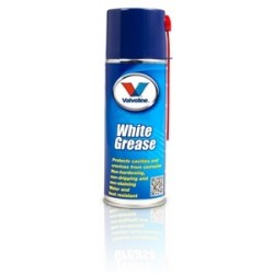VALVOLINE WHITE GREASE 400ML