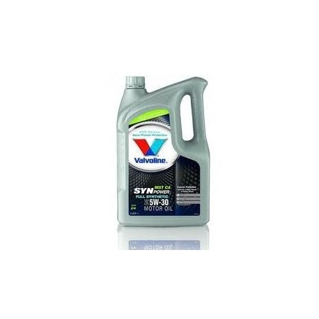 VALVOLINE SYNPOWER XTREME MST C4 5W30 5 LT