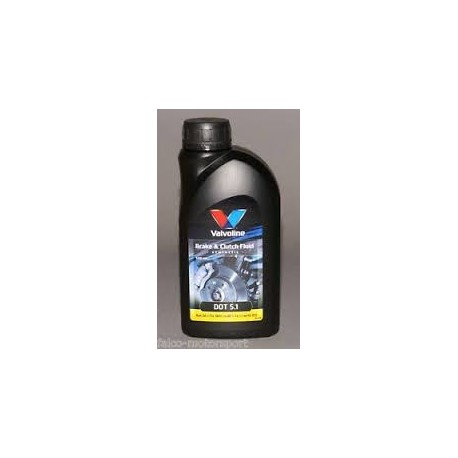 VALVOLINE (FREN HİDROLİĞİ) Brake / Clutch Fluid DOT 5.1