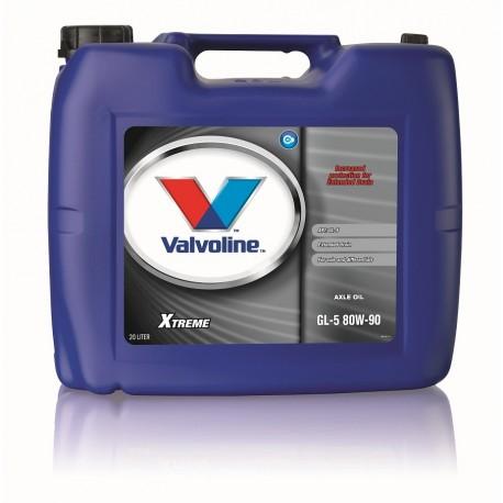 VALVOLINE GL-5 80W90 20 LT