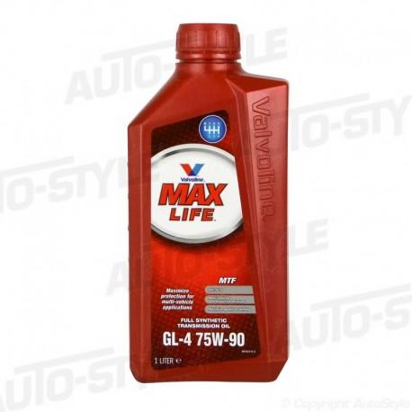 VALVOLINE MAXLIFE MTF GL-4 75W90 1LT