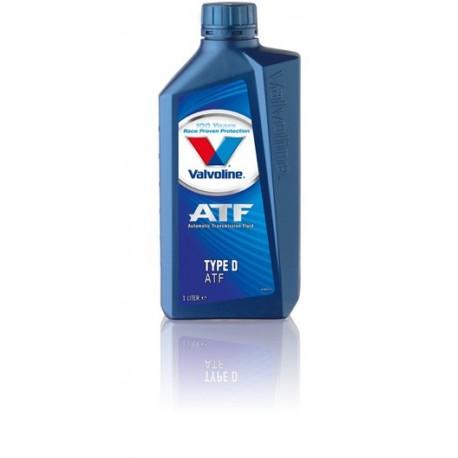 VALVOLINE ATF TYPE D II 1LT