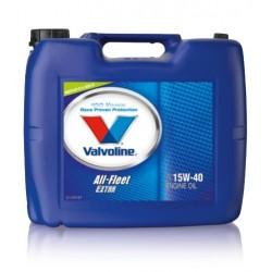 VALVOLINE ALL FLEET EXTRA 15W40 20 LT