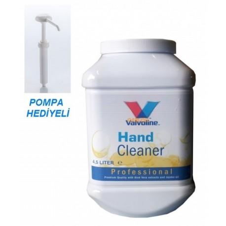 Valvoline™ HAND CLEANER YELLOW 4,5 KG ( VALVOLINE EL TEMİZLEME)