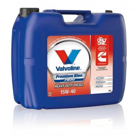 VALVOLINE PREMIUM BLUE 7800 15W40 20LT
