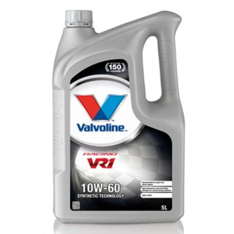 VALVOLINE VR1 RACING 10W60 5LT