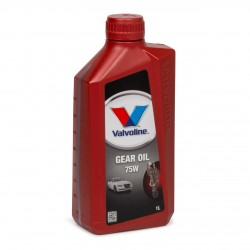 VALVOLINE GEAR OIL 75W   1LT