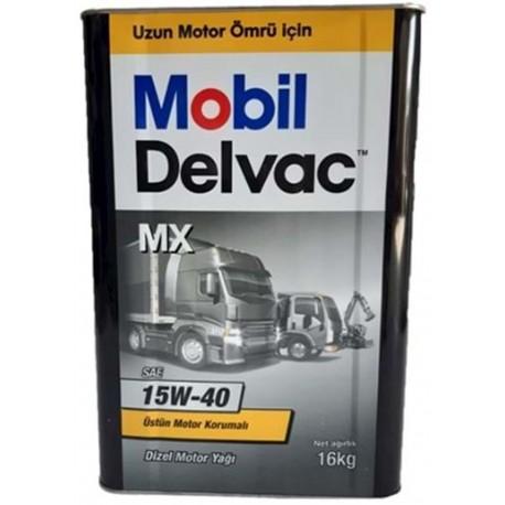 MOBiL DELVAC MX 15W40 18 LT